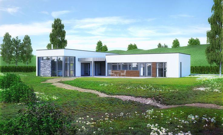 Flya | Norgeshus, vi bygger ferdighus, hytter og hus.