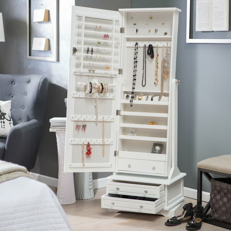 Smart Storage Ideas for your Bedroom | Love Chic Living