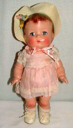Vintage Effanbee doll /Candy Kid