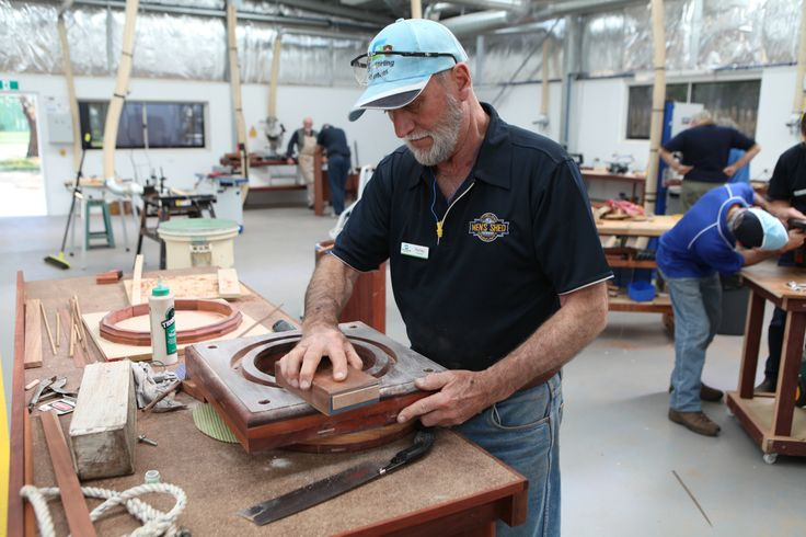 Stirling Men's Shed.  Blokes building stuff in sheds - but there's more to it than that!   Read about how Men's Sheds are doing wonderful things for the mental health of West Aussie men.  http://www.realmark.com.au/more-than-a-shed/
