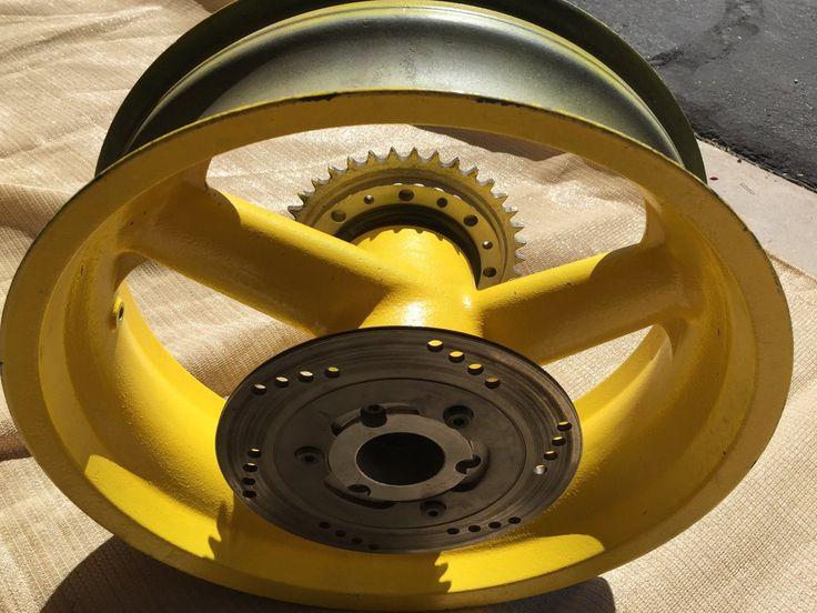 Marvic Magnesium Rear Wheel for Ducati 851 Superbike