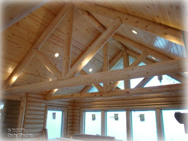 99 Best Exposed Roof Trusses Images On Pinterest