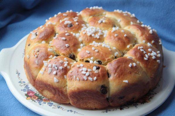 Brioche hyper moelleuse aux pépites de chocolat - Les petits plats de Patchouka