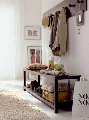aprende a preparar un mueble para la entrada paso a paso
