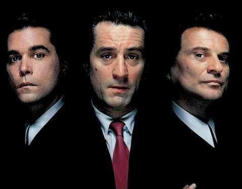 """Scorsese was snubbed once more with """"Goodfellas."""" One of his more popular films, this one was though... - Warner Bros."""