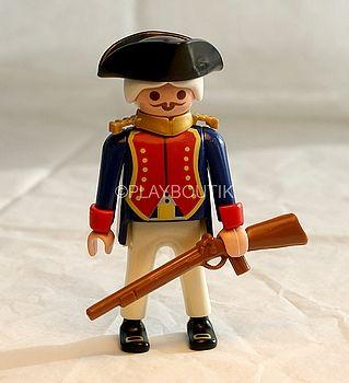 SOUS-OFFICIER NAPOLEONIEN #Playmobil http://www.playboutik.com/achat-sous-officier-napoleonien-406319.html #playboutik