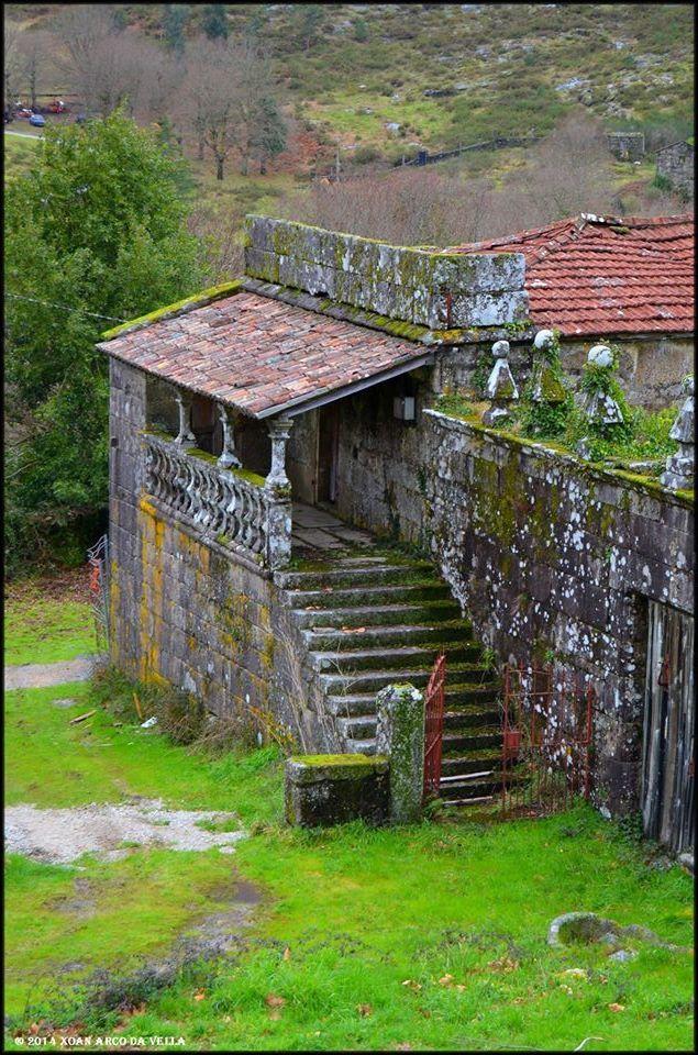 Pazo de San Martiño - Borela - Cotobade