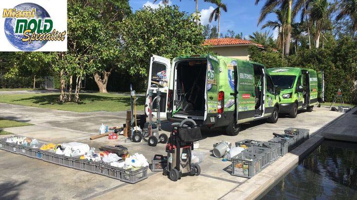 Preparación de nuestras herramientas para la prestación de nuestros servicios a la comunidad, previa programación en nuestras oficinas ubicadas en South Beach.