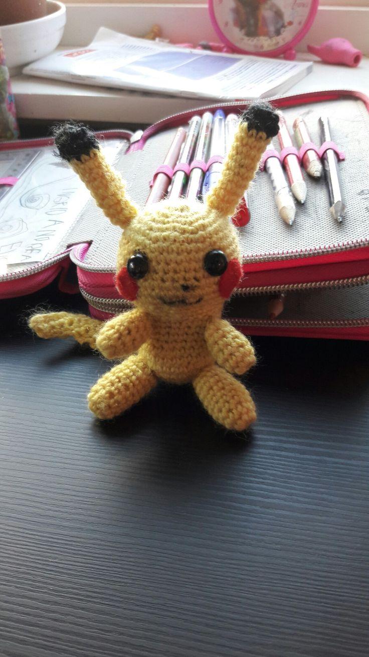Pikachu. Crotchet.