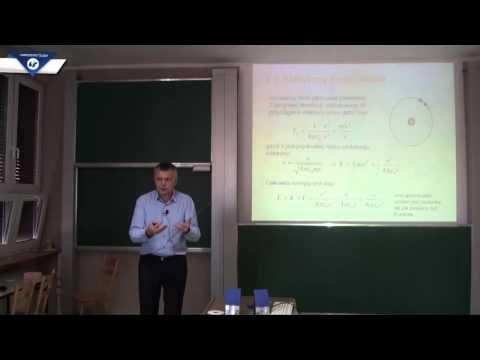 Prof. Marek Szopa: Model atomu Bohra (wykład 2) - YouTube