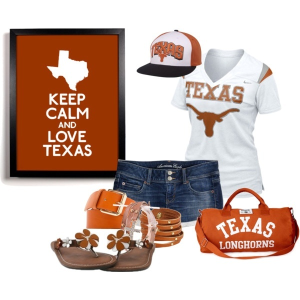 Outfit -- Texas Longhorns