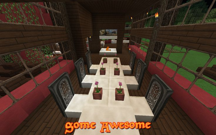 Awesome Dining Rooms From Hulsta: 17 Best Images About Some Awesome Minecraft Builds And