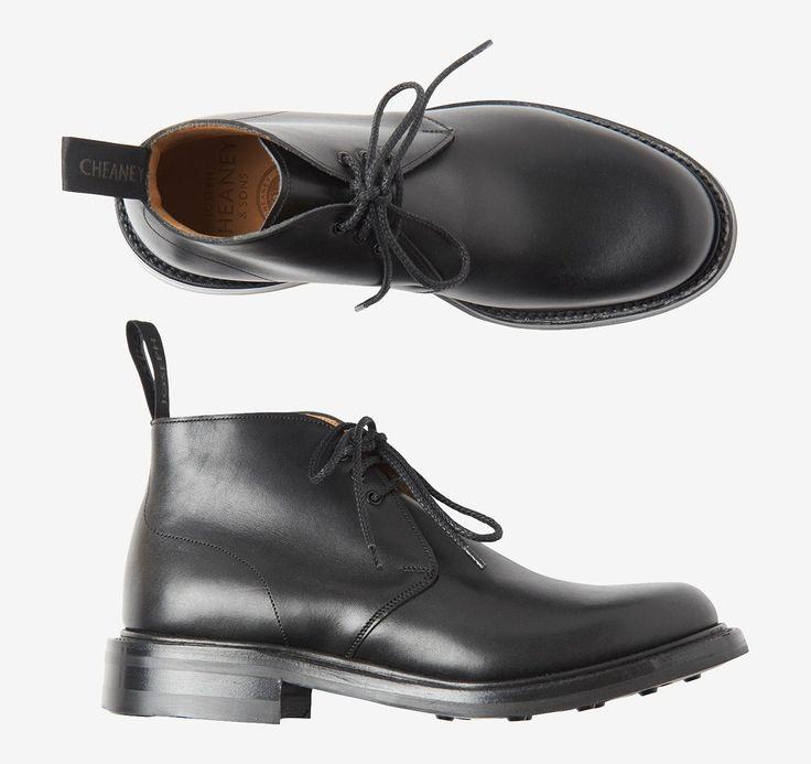 TOAST   Ruby Desert Boots