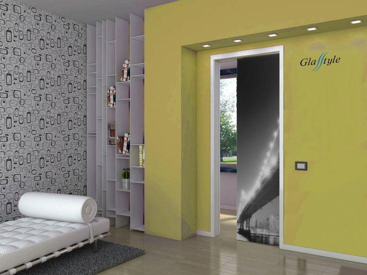 porta scorrevole esterna eclisse scrigno acidato tuttovetro scorrevole porte vetro serglas .jpg (2000×1500)