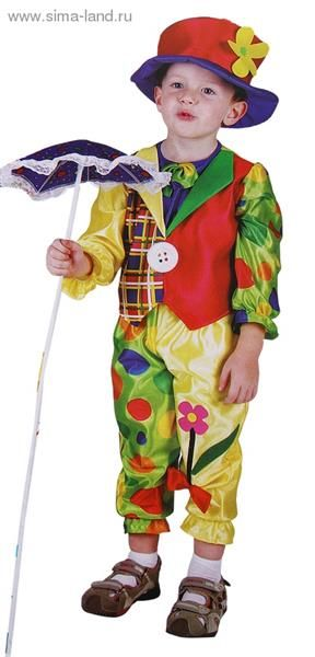 шляпа клоуна фото