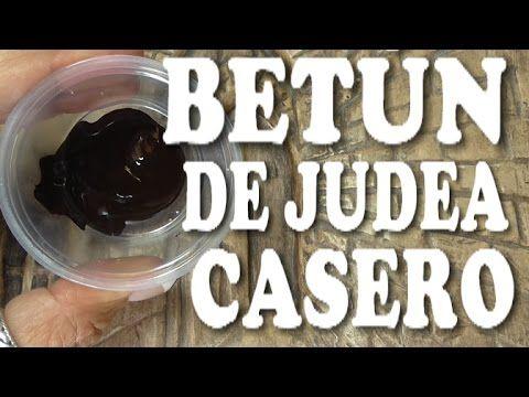 BETÚN DE JUDEA CASERO EN MENOS DE UN MINUTO - BITUMEN OF JUDEA HOMEMADE - YouTube