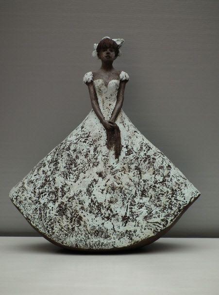 Genoeg 385 best Céramiques Raku images on Pinterest   Sculpture ideas  #JF81