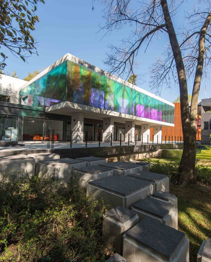Gallery of Center for the National Property Heritage / Victor Marquez - 9