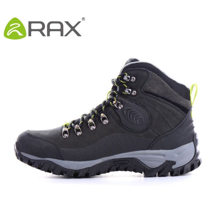 53.30$  Watch here  - RAX V-TEX Waterproof Hiking Boots Men Leather Trekking Shoes For Men Warm Winter Outdoor Climbing Walking Boots Men Hiking Shoes