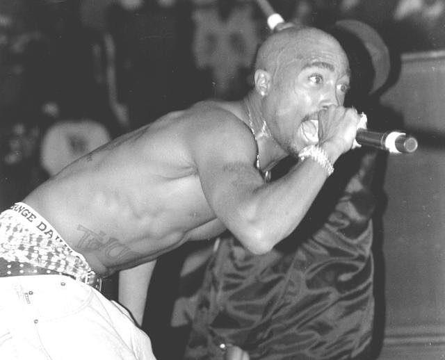 his body - #Tupac #TupacShakur #2Pac #Makaveli by notorious.tupac