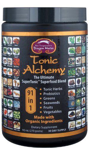 Tonic Alchemy Dragon Herbs 9.5 oz (270 gm)/30 d Powder Dragon Herbs http://www.amazon.com/dp/B003B6UL5Y/ref=cm_sw_r_pi_dp_D-Ysvb1311Z7C