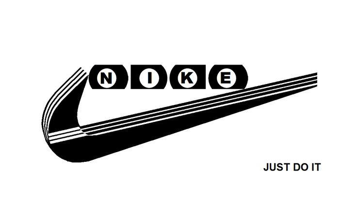 Nike, swoosh.