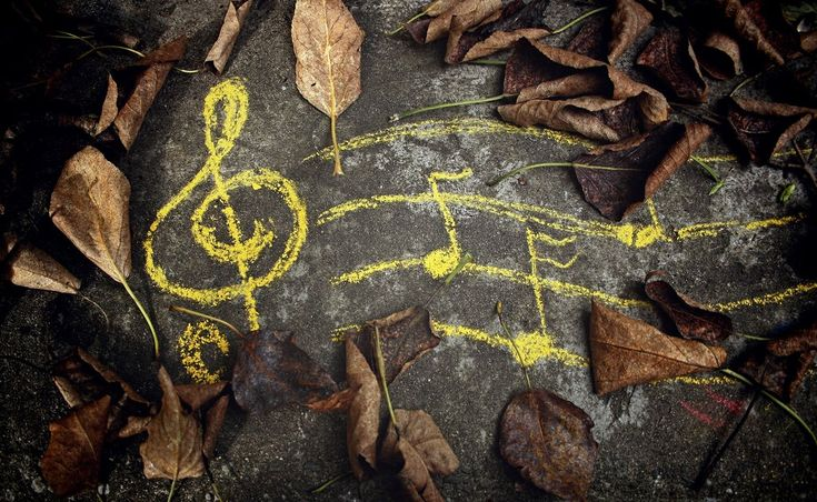 Autumn music by Eredel Photography / Macro / Objects © 2008-2014 Eredel