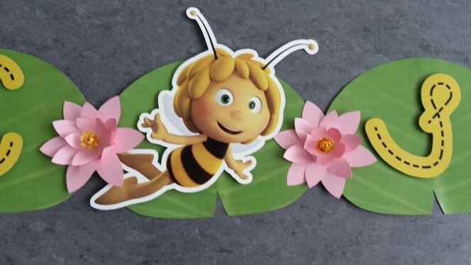 Maya the Bee Banner
