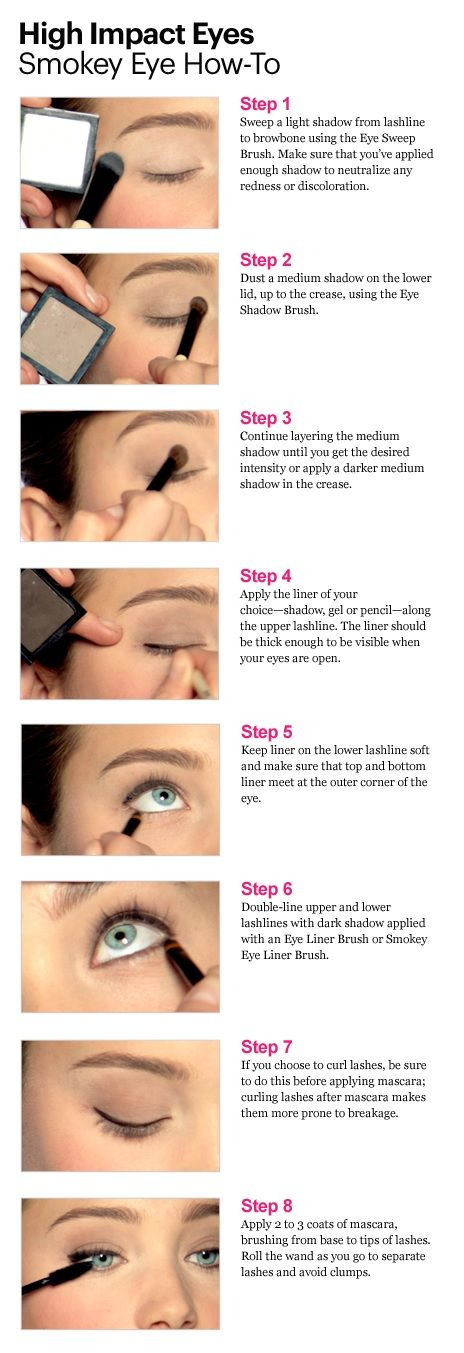 Bobbi's Make Up Lesson - Lesson 8 - High Impact Eyes - Smokey Eye How-To