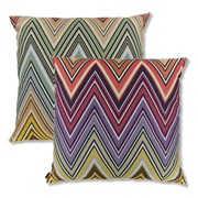 missoni for my settee in kitchen