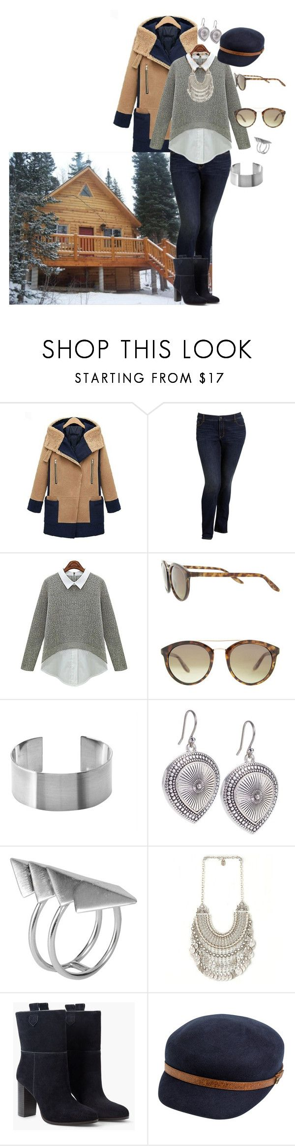 """""""Country Ride"""" by thomdl95 on Polyvore featuring Old Navy, Lane Bryant, Lucky Brand, First People First, MANGO, Fallenbrokenstreet, country, women's clothing, women's fashion and women"""
