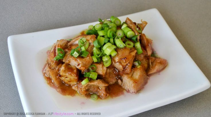 AIP Sweet and Sour Chicken via @AutoimmuneProtocol #aipaleo #paleoaip #aip