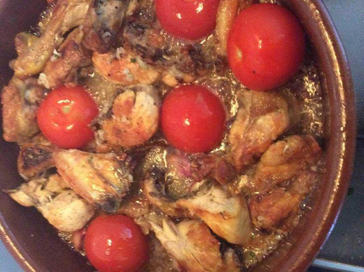 Rostit de pollastre