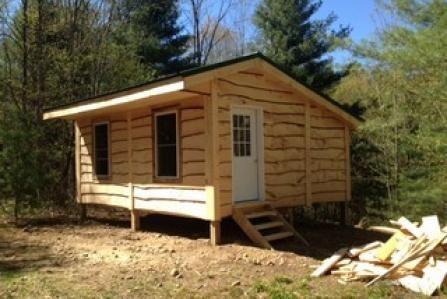 Rain Lamps For Sale Adirondack lean-to   Cabin Ideas   Pinterest