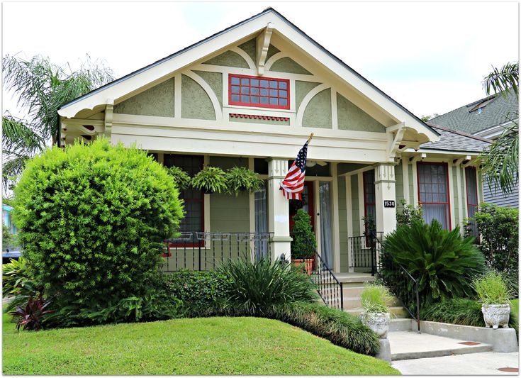 Wonderful American Craftsman Style Home Colors Ideas Combines With Garden  Inspiration. Popular Craftsman Style Home Color.