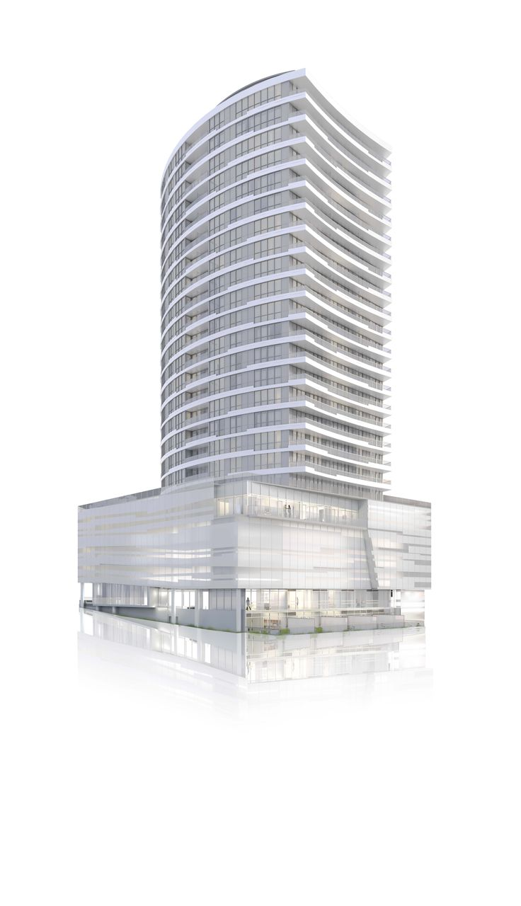 A landmark 25-storey condominium residence designed by renowned Wallman Architects. A breathtaking fusion of fluid glass walls and panoramic views. Artfully complemented by a five-storey podium that welcomes you home into a boutique hotel-inspired entry plaza that exudes sophistication. Stunning views never to be obstructed views of the Ottawa River and Gatineau Hills