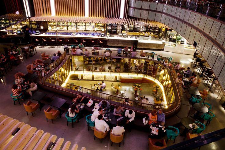 #Platea #Madrid Los mercados con más chispa de Madrid | El Viajero | EL PAÍS