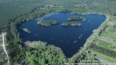 A Terceira Dimensão: Lagoa das Braças