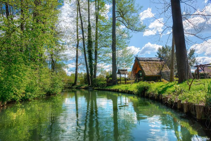 The Spreewald Forest. #germany25reunified Enter the #InspiredBy Pinterest Contest for your chance to win a trip to Germany!