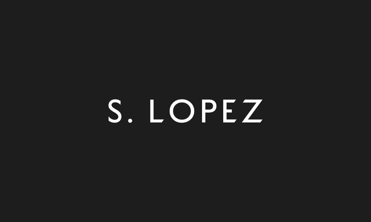 Brand Identity for Sophie Lopez designed by She Was Only