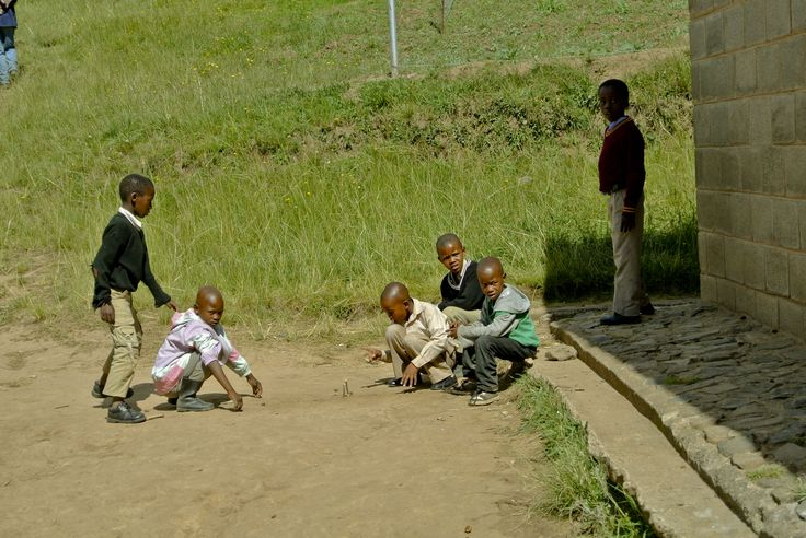 Barn på en skola i Lesotho #Cape #Town #Kapstaden #South #Africa #Sydafrika #Travel #Resa #Resmål #Afrika #Vacation #Semester #Roadtrip #Kingdom #Lesotho #Muso #Children #School #Barn #Skola