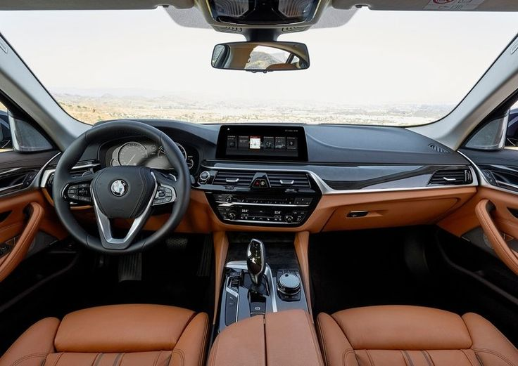 2017 BMW 5 SERIES I Oopscars