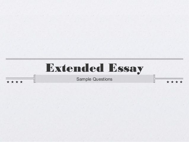 best essay questions ideas life essay future this slideshow consists of sample extended essay questions arranged by group these questions were pulled from publicly available ib documents