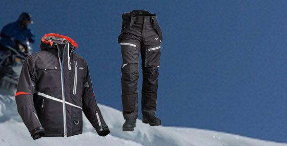 ITAB / Kläder för arbete och fritid / Arbetskläder / #fritidskläder #jaktkläder #vinter #skoter #atw #fjäll #sverige