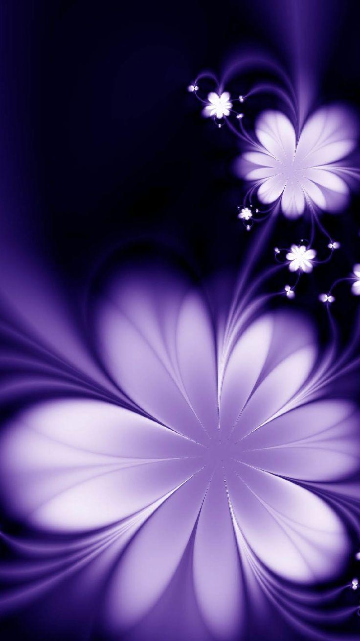 Artistic Beautiful Flower Patterns HD 1080p Mobile