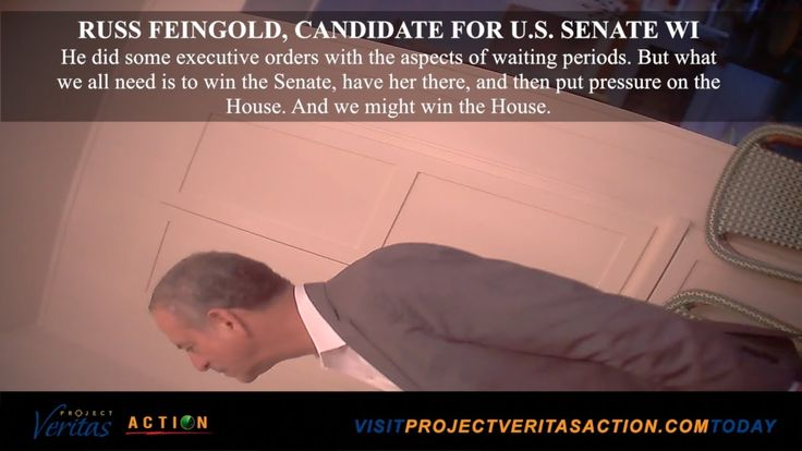HIDDEN CAM: Russ Feingold Says Hillary Will Issue  Executive Order on GUNS... Stated ad an Elite Fundraiser open mic