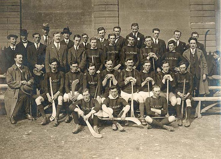 Kilkenny Hurling Team c. 1923