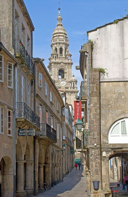 Santiago de Compostela (Old Town) Loved it here  !!!!!!!!!!!!!!!!!!