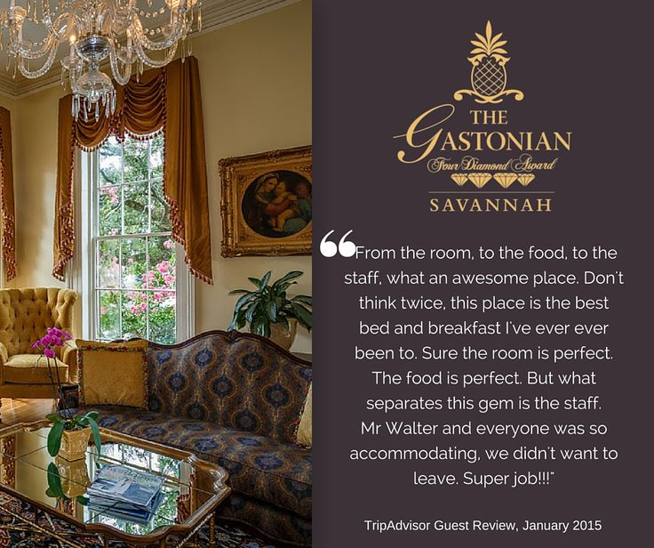 Guest reviews and comments from TripAdvisor are valuable and appreciated.