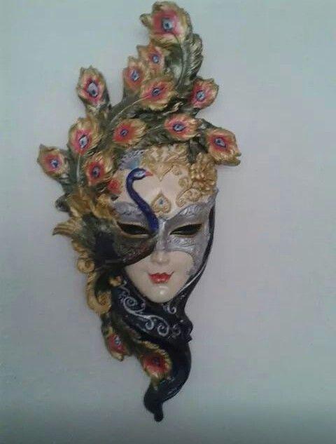Polyester alçıdan mask boyama